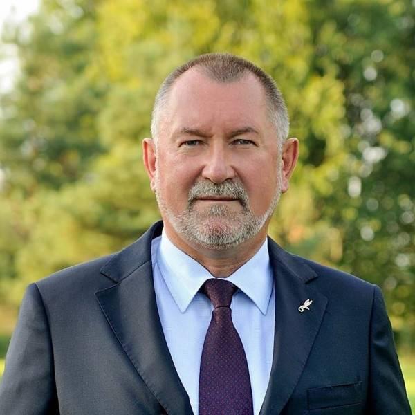 Pierwszy Zastępca Burmistrza - Wiesław Pirożek