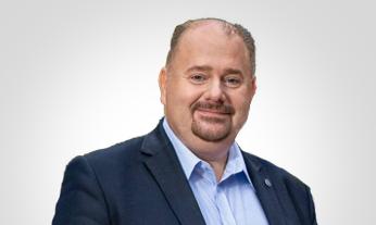 Burmistrz Jarosławia Waldemar Paluch